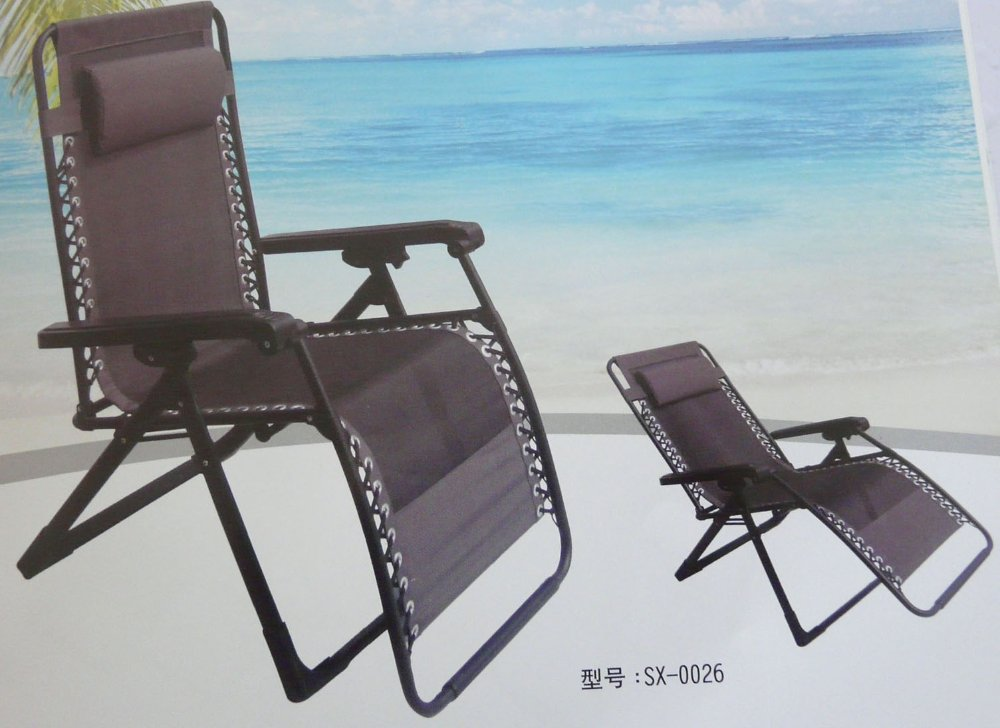 fold chair Picture More Detailed Picture about recliner folding chair Pictu