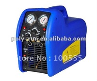 Portable Auto Refrigerant Recovery Recycling Machine / Unit with oil-less compressor RECO250S