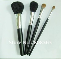 high quality cosmetic brush set 10set/lot free shipping