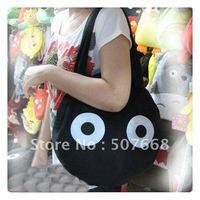"35pcs/lot 13"" Totoro Plush Doll Toys Bag, Children School Bags,Stuffed Plush Bags, Plush Handbag"