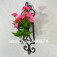 European-style wall garden style Creative wall shelf wall Kitchen stand bracket Balcony flowerSpot