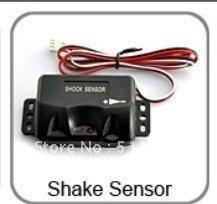 Shake Sensor Accessories for TK103B Car GPS tracker Remote Control Quadband Car Alarm PC GPS tracking system free shipping
