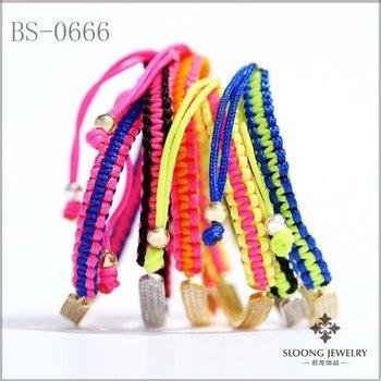 wholesale multicolor crystal bracelets for women friendship bracelets 36pcs/lot -free shipping