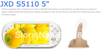 Hot sale i9300 TV WIFI  4.0 Inch Touch Screen mobile Phone Dual SIM Card Russia menu Free shipping
