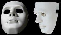 free shipping 2012 20pc/lot High Quality Plastic mix color Jabbawockeez Mask Hip-hop Masks Masquerade Man Mask