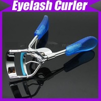 (5pcs/lot)Plastic Bigfoot Stainless Steel Eyelash Curler Clip Make up Beauty Tool #3394