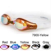 Antifogging waterproof and UV resistance swimming mirror, swimming goggles ,swim glasses