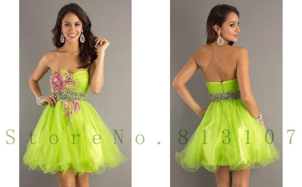 Short Prom Dresses  Camille La Vie