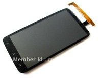 Free shipping, LCD with Touch Screen Digitizer Asemply Replacement for HTC One X (S720e)