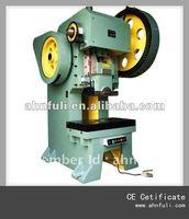 50 ton c-frame fixed table sheet metal punching machine (J21-10)