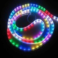 Beautiful 1812 digital led strip 48leds per meter dream color led strip
