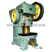 6.3 ton c-frame fixed table sheet metal punching machine (J21-6.3)