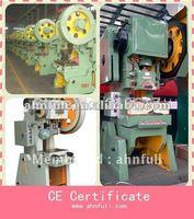 10 tons power press machine/punching machine/power press