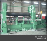 W11S Sheet Metal Hydraulic roller bending Machine,3 rollers metal bending machine