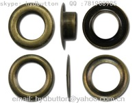 free fee 5mm  Eyelets for Apparel and Scrapbook metal eyelets for garment   eyelet for bags