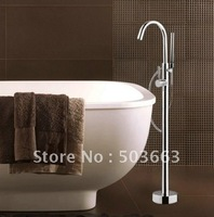 Luxury Floor Mounted Faucet Bathroom Long Tap CM0545