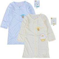 Children's clothing underwear baby robe bamboo fibre robe air conditioning sleepwear child sleepwear