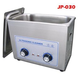 Free Shipping110V/220V JP-030 4.5L 40KHz 180W Digital Ultrasonic Cleaner Stainless Steel Washing Machine JP 030 Cleaning Machine(China (Mainland))