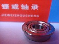 MF105zz 5mm*10mm*4mm  Miniature flange bearing  Toy car bearing