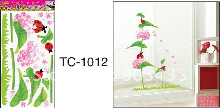 Wall Stickers Flower Garden Price,Wall Stickers Flower Garden ...