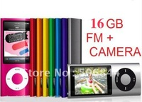 "2.2""LCD 16GB 5th Gen Camera FM Shake Touch button Mp3 MP4 Mp5 Player"