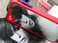 Free shipping Big Discount for NEW 20011 More BLAZE Hard case for iphone 4 with matel mirror for iphone case phone bag