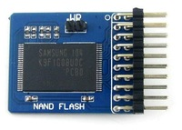 K9F1G08U0C NandFlash Board Nand Flash Memory Storage Module with 1G Bit (128M x 8 Bit) Memory on Board