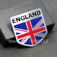 England British shield form of labeling England escutcheons mark British flag labeling