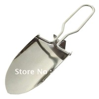 Portable Stainless Steel Folding Hand Shovel