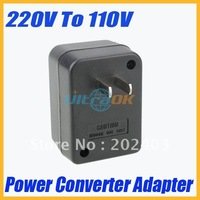 New  50W 220V To 110V Power Converter Adapter Voltage Transformer free shipping