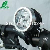 Free shipping wholesale 30W 3000lumens waterproof and wireless Bikeray led  Bicycle light(RAY FI)