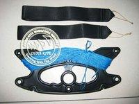 Dual Line Stunt Kite Tool 2*25M 150LB(Lable:220LB) Braided Dyneema Line+ Belt