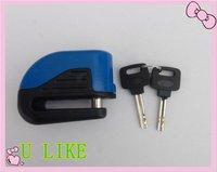freee shippment  Motorcycle Bike Brake Disc Electron Security Lock Alarm 10mm NEW Waterproof High Quality
