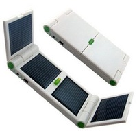 Multifunction foldable solar charger