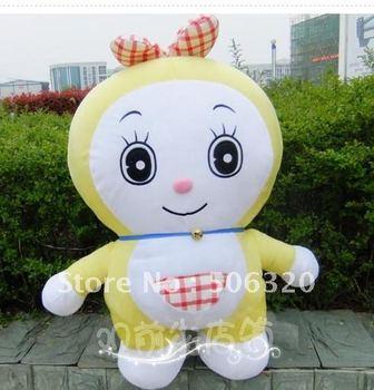 More beauty! Doraemon plush toy doll jingle cat graduation gift