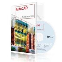 Autodesk AutoCAD Architecture 2011 English