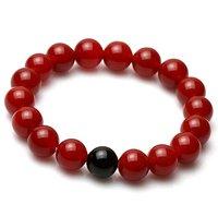 >$10 Free Shipping, charm elastic agate bracelet  for women, 2012  charm  Strand rope  colorful bracelet