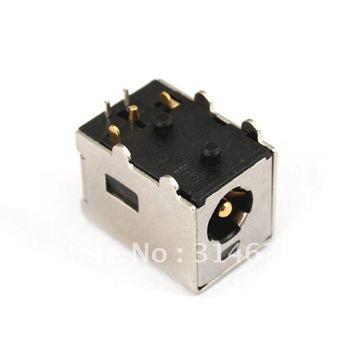 5PCS DC POWER JACK Connector Socket  For HP PAVILION DV9300 DV9400 DV9500 DV9600 DV9700 DV9800 COMPAQ DV5 CQ60 CQ70 G60 G70