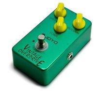 New Pro Guitar AMP Effect Pedal Vintage Overdrive JOYO JF-01 True Bypass DC 9V