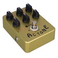 Guitar Amplifier AC tone Effect Pedal Joyo JF-13 Bypass + Battery British Rock