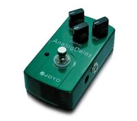 New Joyo JF-33 Analog Delay effect pedal mild and mellow circuit delay