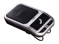 Car kit with bluetooth handsfree, built in mic and speakers, TTS Voice remind in English,Spanish,Chinese