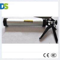 free shipping aluminium body firmly and durable zinc handle BS326815 caulking gun made in China