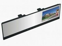 "Car rearview mirror (4.3"" TFT Monitor, bluetooth, backup camera system)"