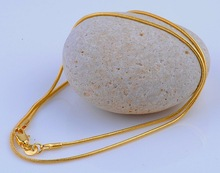 popular gold filled necklace