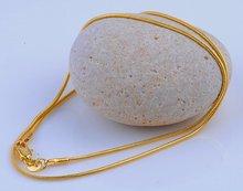popular gold filled necklace