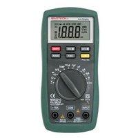Wholesale&retail ,2000 Counts Autorange Digital Multimeter&Temp.&capacitance MS8221C free shipping
