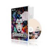 Corel Painter 12 English digital art software