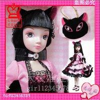 Supernova sales! Kurhn doll, Chinese Doll,29cm,Gothic Lolita,6038 joint body model, Fashion Doll, Free Shipping