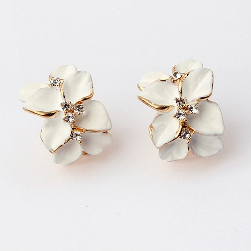 Free shipping!Korean fashion and elegant temperament all-match Earrings!#1071(China (Mainland))